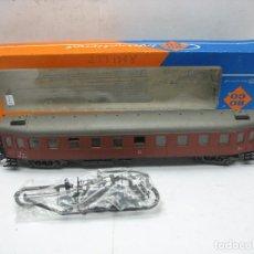 Trenes Escala: ROCO REF: 4289B - COCHE DE PASAJEROS DE LA SJ - ESCALA H0. Lote 120716107