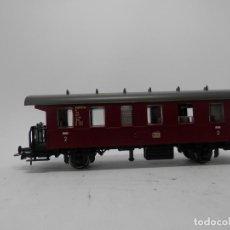 Trenes Escala: VAGÓN PASAJEROS 2 EJES ESCALA HO DE ROCO . Lote 120820243