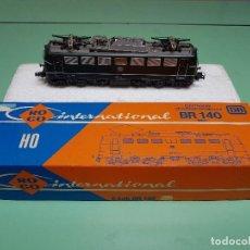 Trenes Escala: LOCOMOTORA ELECTRICA BR 140 ROCO ESCALA H0. Lote 121012779
