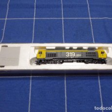 Trenes Escala: LOCOMOTORA ROCO HO 319.251. Lote 121530991