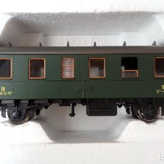 Trenes Escala: VAGÓN DE PASAJEROS RENFE 3ª CLASE ROCO H0. Lote 121699503