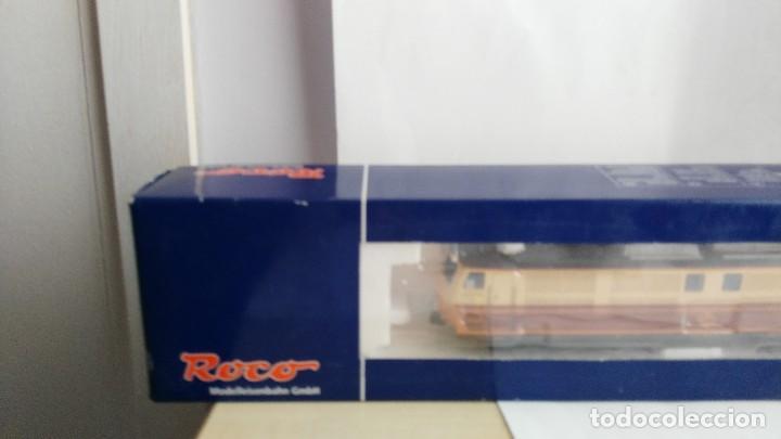 Trenes Escala: ANTIGUA LOCOMOTORA MARCA ROCO DE RENFE 62757 - Foto 2 - 121963335