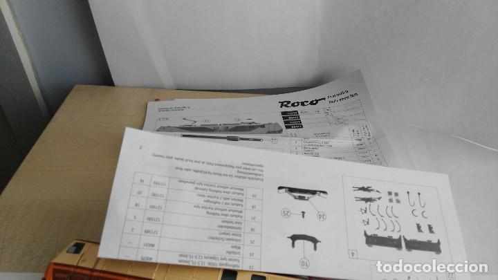Trenes Escala: ANTIGUA LOCOMOTORA MARCA ROCO DE RENFE 62757 - Foto 24 - 121963335