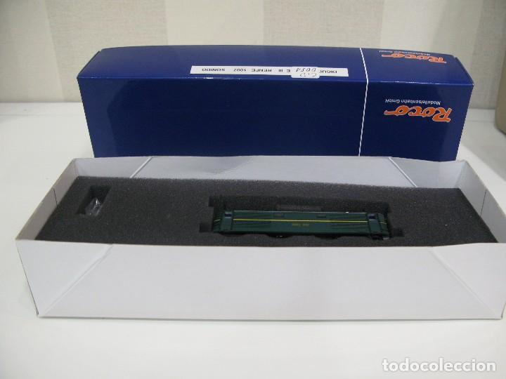 Trenes Escala: Locomotora Roco 63813 Renfe 1007 HO - Foto 3 - 122124879