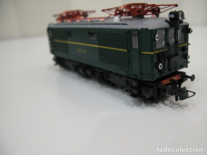 Trenes Escala: Locomotora Roco 63813 Renfe 1007 HO - Foto 5 - 122124879