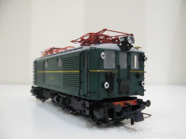 Trenes Escala: Locomotora Roco 63813 Renfe 1007 HO - Foto 7 - 122124879