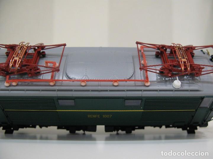 Trenes Escala: Locomotora Roco 63813 Renfe 1007 HO - Foto 9 - 122124879