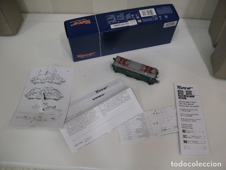 Trenes Escala: Locomotora Roco 63813 Renfe 1007 HO - Foto 10 - 122124879