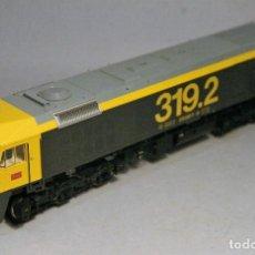 Trenes Escala: ROCO PROFESSIONAL.#63971. ESCALA H0. LOCOMOTORA 319-202-8. RENFE. DC. DIGITAL. SONIDO. Lote 126292775