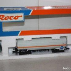 Trenes Escala: ANTIGUO VAGÓN ROCO.. Lote 128481791