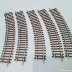 Trenes Escala: VIA TRAMO CURVA LARGA,ROCO H0. Lote 129501820