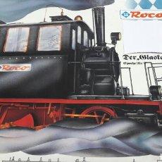 Trenes Escala: SET HO ROCO 43030 DER GLASKASTEN ENVIO INCLUIDO. Lote 129531062