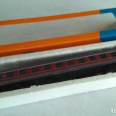 Trenes Escala: ROCO H0 VAGÓN COCHE DE PASAJEROS. EN CAJA. Lote 132525418