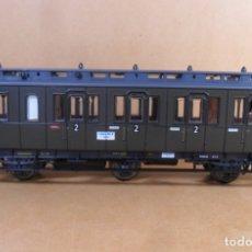 Trenes Escala: ROCO H0 - VAGÓN DE PASAJEROS DE 2ª CLASE. Lote 132981418