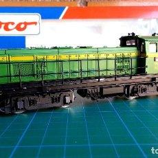 Trenes Escala: LOCOMOTORA RENFE ROCO 307-004-2 -VALENCIANA- DCC DIGITAL ESCALA H0. Lote 133290770