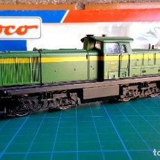 Trenes Escala: LOCOMOTORA RENFE ROCO 305-040-8 DCC DIGITAL ESCALA H0. Lote 133291298