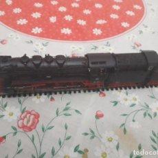 Trenes Escala: LOCOMOTORA A VAPOR ROCO CON TENDER, 4329 , CON LUZ Y HUMO. Lote 133556530
