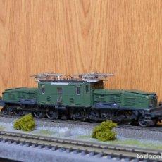 Trenes Escala: ROCO H0 DIGITAL LOCOMOTORA ELECTRICA 6/8 DE LOS SBB, REFERENCIA 43940 AC CORRIENTE ALTERNA.. Lote 133854034
