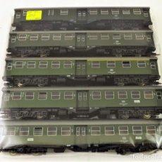 Trenes Escala: ROCO CONJUNTO COCHES DB AC. Lote 134174874