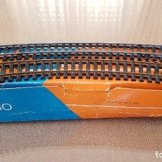 Trenes Escala: ROCO. DOCE CURVAS (REF. 4436, R=472/30º). Lote 135254806