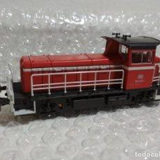 Trenes Escala: TRACTOR Y8400 DB (ROJO/GRIS) H0. Lote 135396258