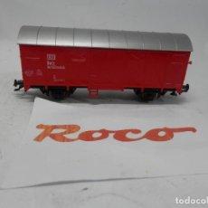 Trenes Escala: VAGÓN CERRADO ESCALA HO DE ROCO . Lote 140925570