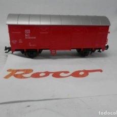 Trenes Escala: VAGÓN CERRADO ESCALA HO DE ROCO . Lote 140925674