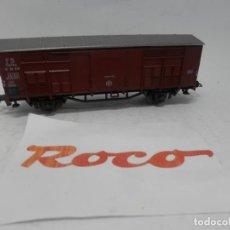Trenes Escala: VAGÓN CERRADO ESCALA HO DE ROCO . Lote 140929346