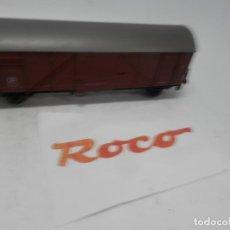 Trenes Escala: VAGÓN CERRADO ESCALA HO DE ROCO . Lote 140929414