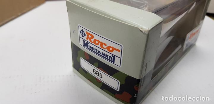 Trenes Escala: ROCO MINITANKS SPECIAL EDICION LIMITADA MUY RARO REF 685 MAN GTLF 8X8 BUSH PANTHER - Foto 6 - 141231330