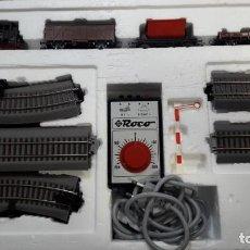Trenes Escala: TREN COMPLETO DE ROCO ESCALA H0. Lote 141251758