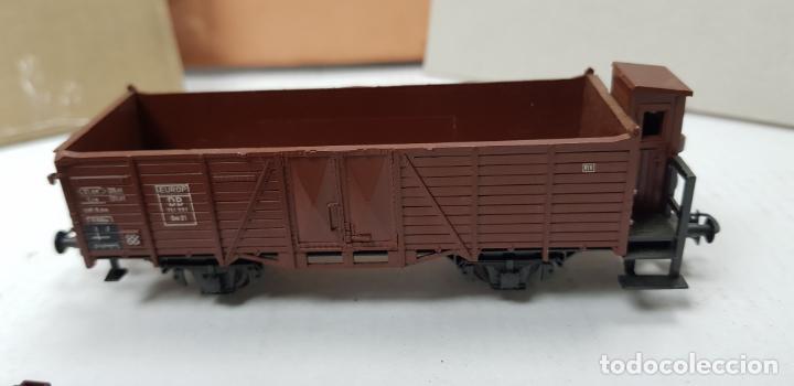 Trenes Escala: Dos vagones roco ho h0 en buen estado - Foto 12 - 141332314