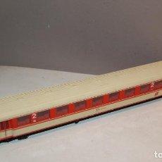 Trenes Escala: ROCO VAGON PASAJEROS DE 2ª CLASE BUEN ESTADO BARATO. Lote 142970094