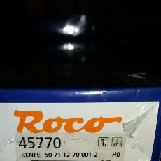 Trenes Escala: ROCO. RENFE. Lote 143295160