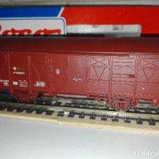 Trenes Escala: VAGON CERRADO RENFE ,REF. 46459. Lote 145188502