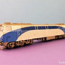 Trenes Escala: ROCO 68720 LOCOMOTORA RENFE D.333 DIGITAL ALTERNA. Lote 181325998