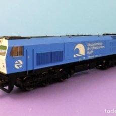 Trenes Escala: ROCO 69969 LOCOMOTORA RENFE 319 ALTERNA-DIGITAL-SONIDO. Lote 181326147
