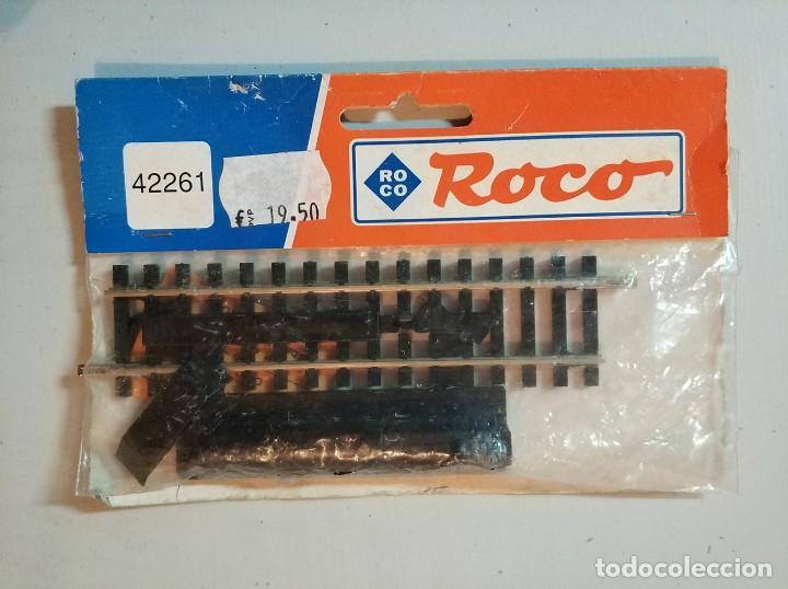 ROCO REF: 42261 - DESACOPLADOR ACCESORIOS PARA MAQUETA - ESCALA H0 (Juguetes - Trenes a Escala H0 - Roco H0)