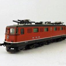 Trenes Escala: ROCO 43698 LOCOMOTORA DC ANALÓGICA 6/6. Lote 147309882