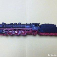 Trenes Escala: LOCOMOTORA DE VAPOR BR 01-008 DB, ROCO REF. 43359 DIGITALIZADA. Lote 148019178