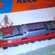 Trenes Escala: ROCO BR 1018 OBB ELECTRO LOCOMOTORA PANTOGRAFOS. Lote 149737318
