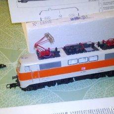 Trenes Escala: REPACION RESTAURACION LOCOMOTORA ROCO BR 111 REFERENCIA 43412. Lote 149739202