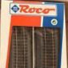 Trenes Escala: ROCO LINE 42528 - CAJA 6 VIAS CURVAS R10. Lote 150808990
