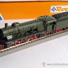Trenes Escala: ROCO 43216 - LOCOMOTORA VAPOR . Lote 150819986