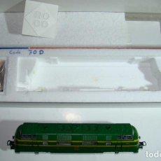 Trenes Escala: LOCOMOTORA ROCO RENFE 340-020-3 ESCALA HO DIGITAL. Lote 150957062