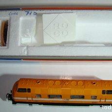 Trenes Escala: LOCOMOTORA ROCO COMSA 51 LOK 2904 ESCALA HO DIGITAL. Lote 150957554