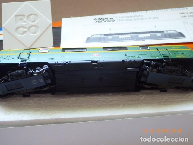 Trenes Escala: locomotora roco diesel , ho, renfe 4025, ref, 43583, sin usar, - Foto 5 - 153371042
