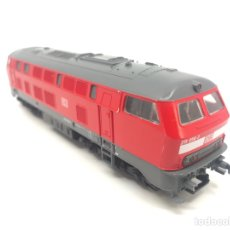 Trenes Escala: LOCOMOTORA ROCO DB 215 056-3. Lote 155520437