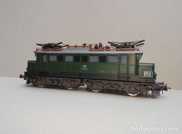 Trenes Escala: Locomotora eléctrica Roco H0 BR144 - Foto 2 - 155636778
