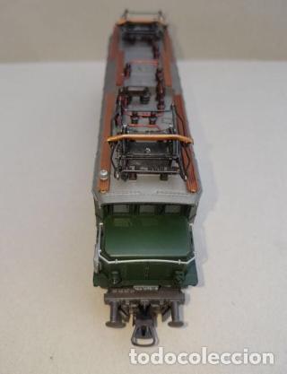 Trenes Escala: Locomotora eléctrica Roco H0 BR144 - Foto 4 - 155636778
